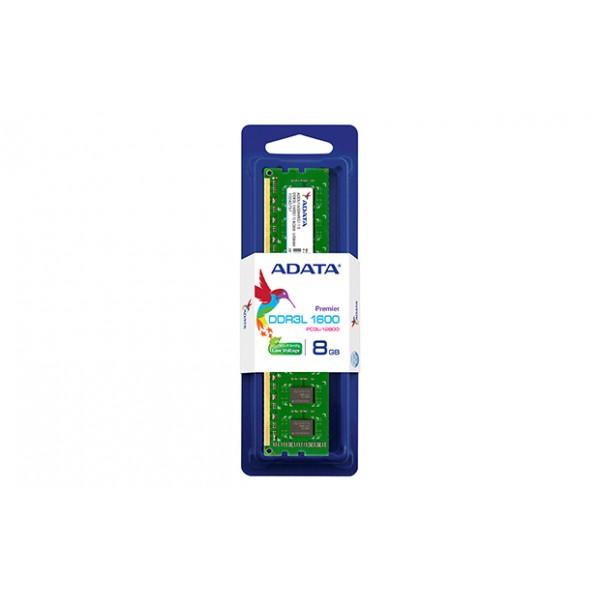 ADATA 8GB DDR3L DIMM 1600MHz